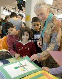 Glóbi és a Jane Goodall Intézet